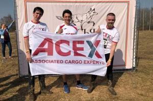 Кросс по бездорожью вместе с ACEX