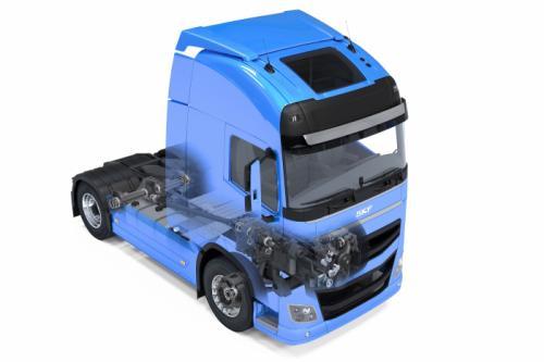 SKF расширяет ассортимент запчастей для грузового транспорта новой серией водяных насосов