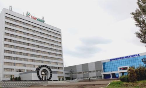 Предприятия Кама Tyres объединились под единым брендом
