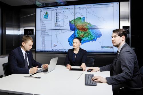 «Газпром нефть» и Яндекс Терра разрабатывают российские цифровые инновационные решения
