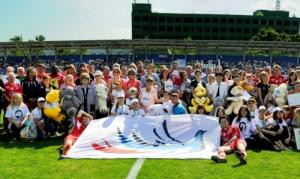 Третий ЛЕТНИЙ международный детский турнир по футболу «Кубок Добра»
