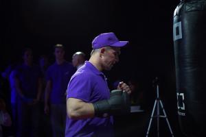 Гостем турнира Госкорпорации Ростех «Ударная десятка» станет Денис Лебедев