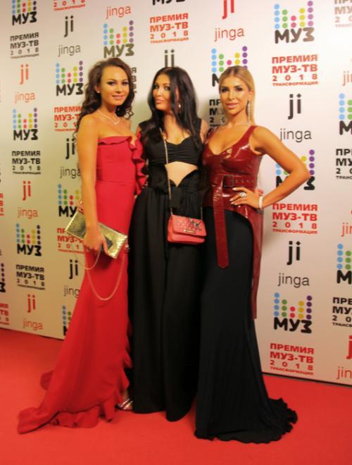 Кто был самым красивым и неформатным VIP-гостем на прошедшей премии «МУЗ-ТВ»