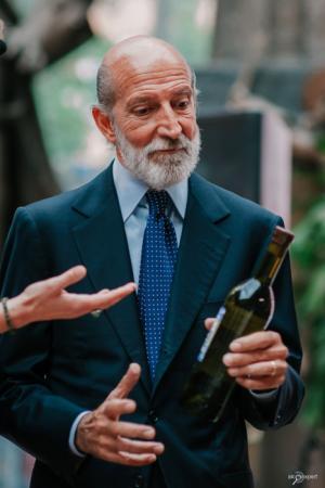 «Рислинг Тамани» и другие вина от ЮВК на фестивале Луки Марони в Москве
