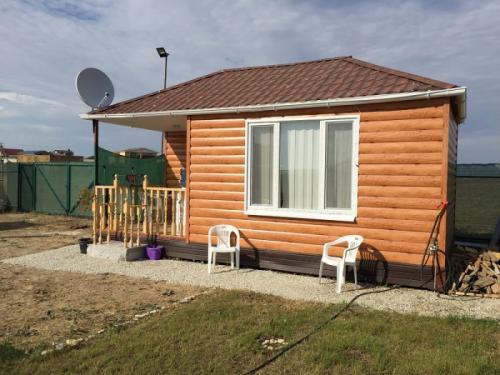 В Западном Крыму открылся новый курорт «Домик у моря»