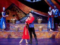Ереванский театр оперы и балета представляет балет «Гаянэ» на сцене Большого театра