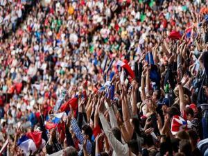 Иностранных болельщиков научат быть русскими с помощью мобильного обучения