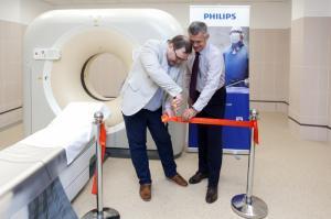Высокие медицинские технологии Philips для маленьких пациентов Российской детской клинической больницы им. Н.И. Пирогова
