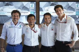 PETRONAS открывает вакансию специалиста по горюче-смазочным материалам для гоночных автомобилей