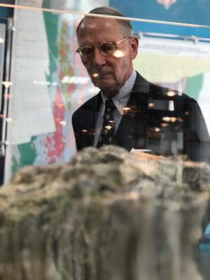 Генконсул США в Екатеринбурге Пол М. Картер посетил с рабочим визитом комбинат «Ураласбест»