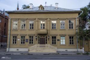Самарский литературный музей приглашает всех детей и родителей на традиционный семейный праздник на усадьбе