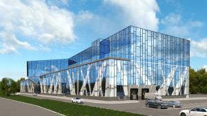 """Холдинг """"Строительный Альянс"""" о строительстве выставочного центра в бизнес-парке «Гринвуд»"""