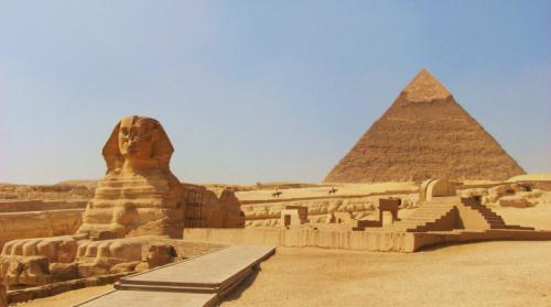 Загадки строительства пирамид раскрывает древний папирус