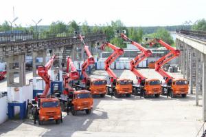 Автоспецтехника в России: спрос растет