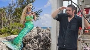 Русской Барби Таня Тузова сняла новый клип
