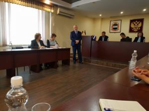На совещании в Сковородине обсуждали вопросы медицинского страхования и контроля качества услуг