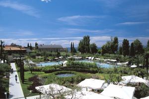 Озеро Гарда, Отель Caesius Thermae запускает сайт на русском языке