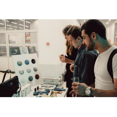 Компания Mankiewicz провела первую в России ночь индустриального дизайна –Future Industrial Fashion
