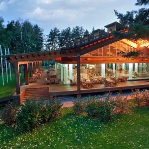 Курорт «Пирогово» – отдых премиум-класса в Подмосковье
