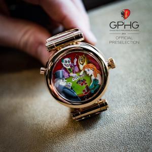 Российские часы вошли в финал женевского Гран-при «Часы года»