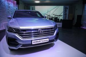 За гранью реальности: Фольксваген Центр Внуково представил новое поколение легендарного внедорожника Volkswagen Touareg