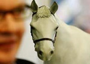 `Белая лошадь` украсит британское графство Кент