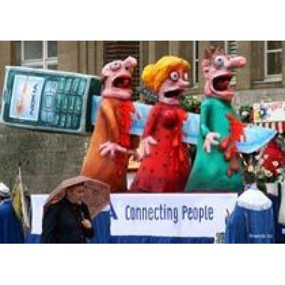 В Бельгии начался сезон карнавалов
