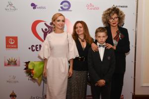 В Москве прошла премия «Семья года 2018»