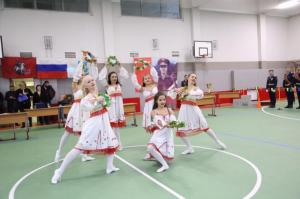 Юбилейный турнир по армрестлингу среди юношей и девушек состоялся в Москве
