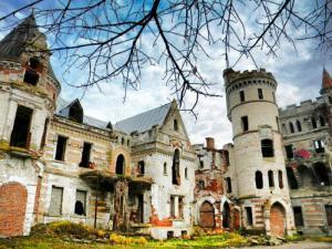 Погрузиться в XIX век: усадьба Храповицких «Муромцево» требует реставрации