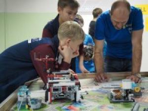 В Сибири выберут лучших юных робототехников