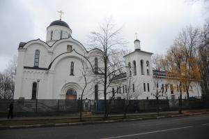 Большой каменный храм Николая Чудотворца в Тушине планируется ввести в эксплуатацию в июне 2019 года