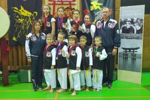 Юные спортсмены Центра культуры «Хорошевский» успешно выступили на международном турнире по каратэ Tiger Way