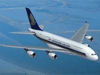 Авиакомпания Singapore Airlines открывает `День США`