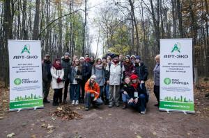 Ландшафтный конкурс-фестиваль АРТЭКО-2018: Молодым архитекторам, дизайнерам и экологам предложили поработать над концепцией увеличения популяции редких птиц Москвы