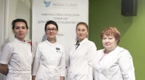 Только практика: в Нова Клиник состоялось мероприятие для врачей