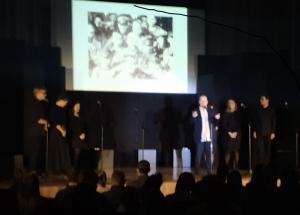 Спектакль «Право на жизнь» в столичной школе №1195 посмотрело около 90 человек