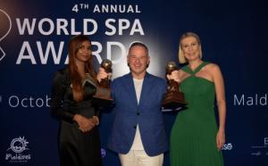 Лучший спа-центр по версии IV ежегодной международной премии World Spa Awards 2018