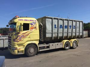 Благодаря своей надёжности и эффективности коробки передач Allison успешно используются в транспорте для перевозки металлолома