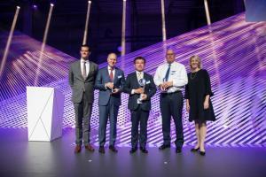 Компания Webasto удостоена награды на церемонии BMW Supplier Innovation Award 2018 года
