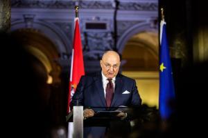 Глава ЕЕК Вячеслав Моше Кантор отметил «историческую важность» принятой в ЕС «Декларации о борьбе с антисемитизмом»