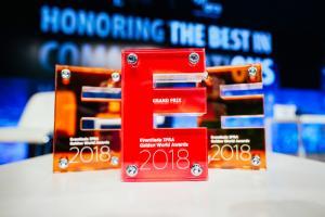 Eventiada IPRA Golden World Awards 2018 наградила победителей за проекты, присланные из 13 стран мира