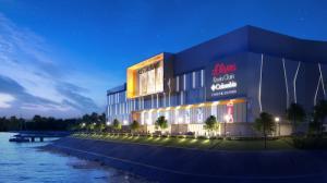 Бюро Blank Architects разработало архитектуру Brosko Mall в Хабаровске