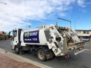 Австралийская мусороперерабатывающая компания выбирает коробки передач Allison для своих мусоровозов