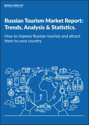 """Российское маркетинговое агентство, специализирующееся на туризме, RMAA Travel представило единственное в своем роде """"Комплексное исследование туристического рынка России. Как восхитить русских турист"""