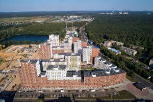 Третий корпус ЖК «Новокрасково» сдали раньше срока