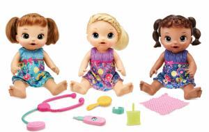 Интерактивные куклы Baby Alive и Лариса Суркова помогают мамам развивать эмпатию в детях