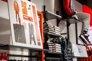 В столице торжественно открылся первый магазин URBANTIGER