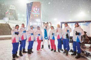 В марте едем в Красноярск!