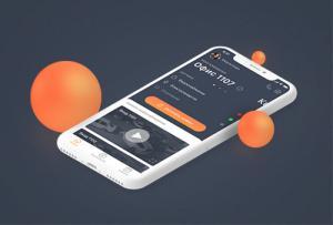 Новое мобильное приложение для сотрудников офиса